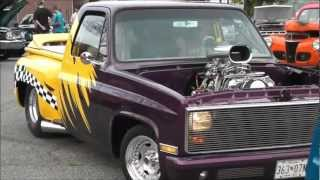 One Cool Truck Pro Street Blown Chevy Pickup