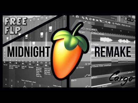 Coldplay -  Midnight (Kygo Remix) [Cargo FL Remake]