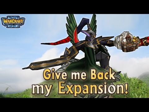 Warcraft 3 - Give me Back my Expansion!