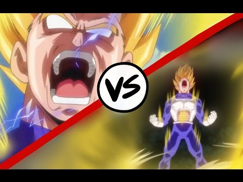 Dragon Ball Super Vs Battle of Gods