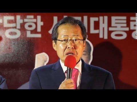 Última Hora: Donald Trump Cambiará al Presidente de Corea del Sur Moon por Hong Jun Pyo