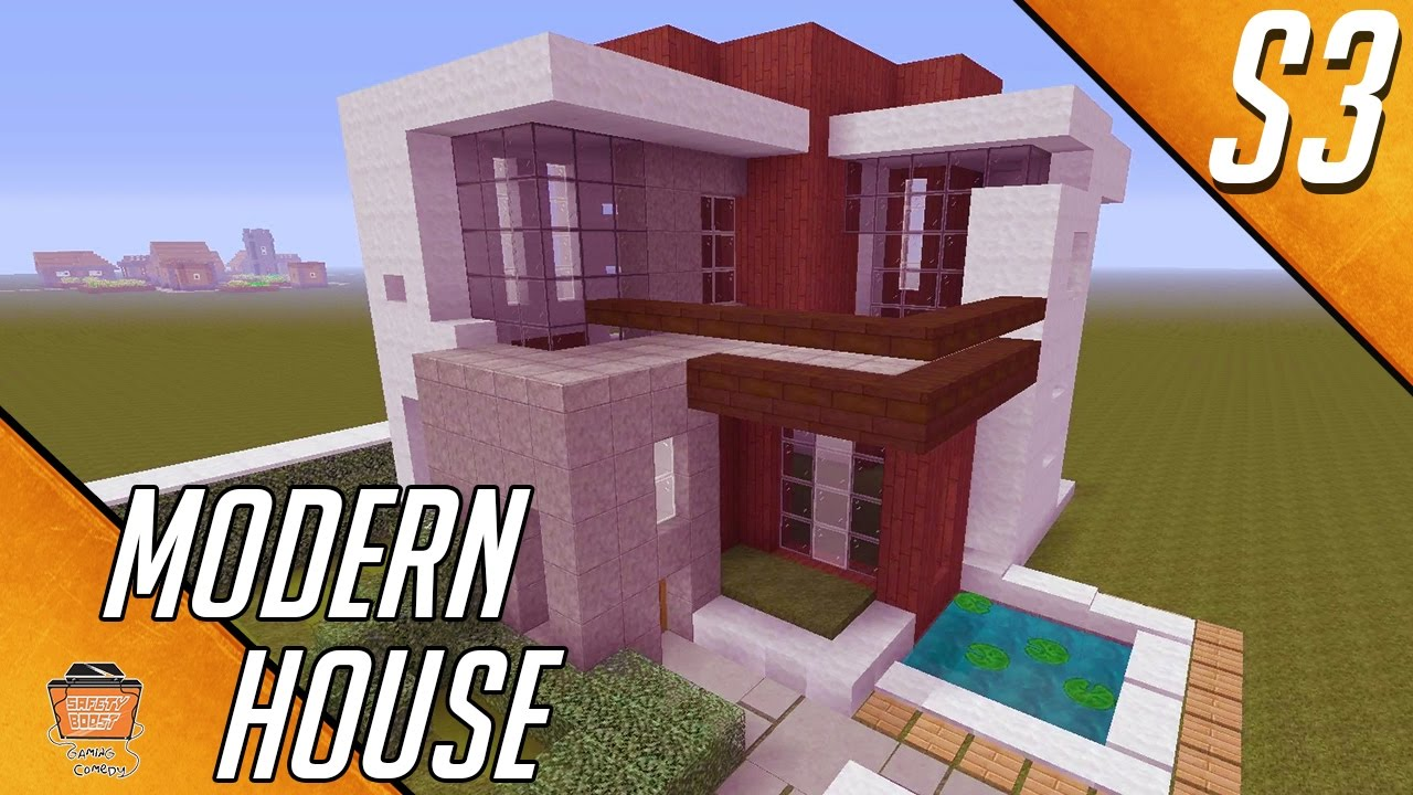 Lets Build a Small Modern House Part 1 House 6Season 3 Houses