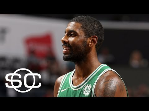 Kyrie Irving's jab at Cleveland wasn't 'completely by mistake' | SportsCenter | ESPN
