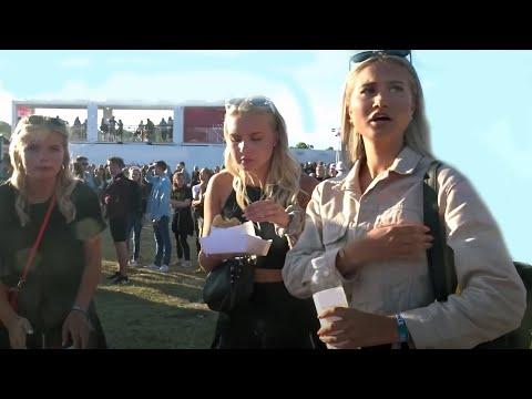 SWEDEN DURING CORONAVIRUS - REAL FOOTAGE