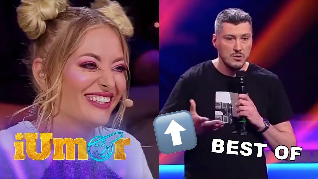 Best of Sorin Pârcălab, la iUmor. Top cele mai bune glume ale comedianului
