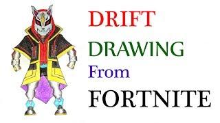 Fortnite Drawing Tutorial Drift 免费在线视频最佳电影电视节目
