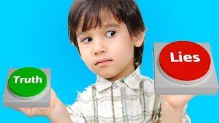 14 Biggest Lies KIDS Tell Their Parents!