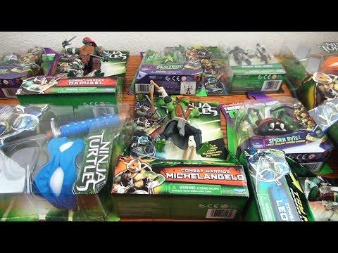 ninja turtles 2014 toys streaming vf