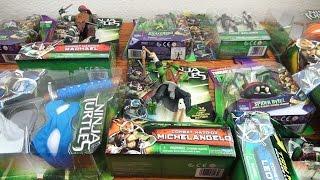 ninja turtles 2014 toys