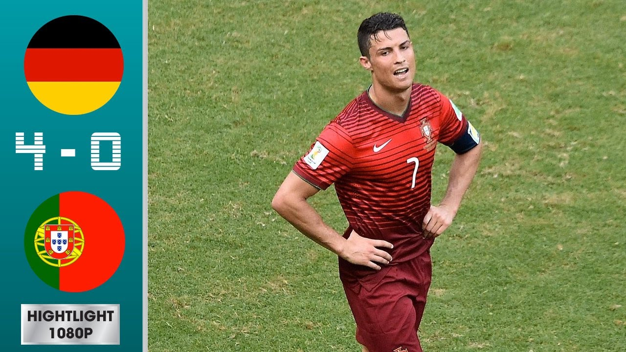 Download Germany vs Portugal 4-0 Highlights & Goals - World Cup 2014 Group G | Classic Match HD