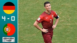 Download lagu Germany vs Portugal 4-0 Highlights & Goals - World Cup 2014 Group G | Classic Match HD