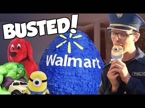 content cop  toy review channels  giant surprise egg