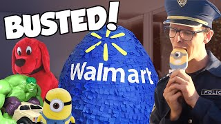 Content Cop - TOY REVIEW CHANNELS (GIANT SURPRISE EGG) thumbnail
