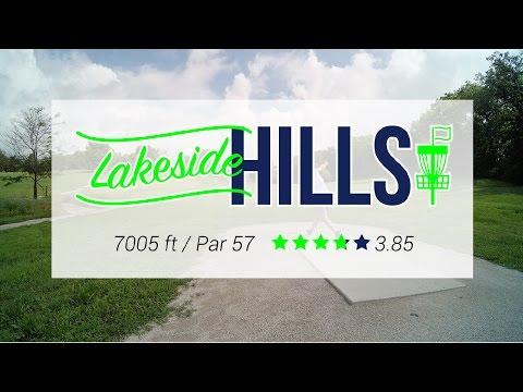 Bren Myles - Disc Golf - KC - Lakeside Hills
