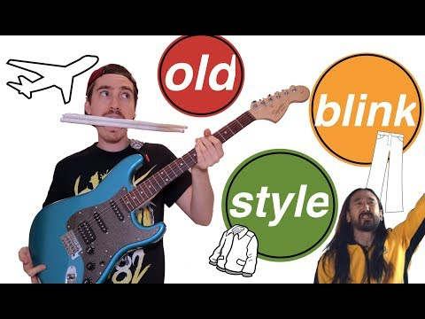 why-are-we-so-broken-(old-blink-182-style-cover)