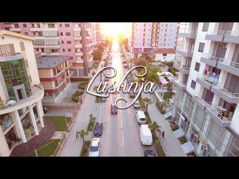 Lushnje Bulevardi i Palmave Filmim me Dron 4K