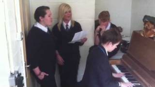 Turning Tables - Cover by Amber, Shenna, Connor and Lily (me)