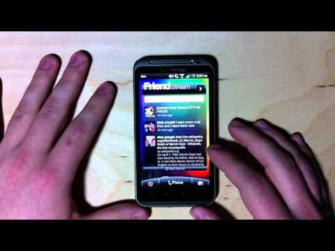 HTC Thunderbolt (4G) Overview