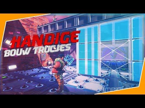 BESTE BOUW TRUCTJES! | Fortnite Save The World (Nederlands/NL)