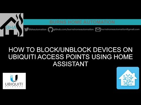 How to block/unblock devices on Ubiquiti access points using