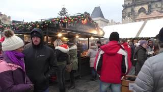 Praha, Vánoční trhy 2017