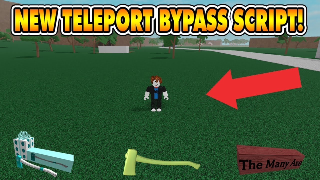 New Anti Teleport Bypass Script Op Gui Not Patched Lumber