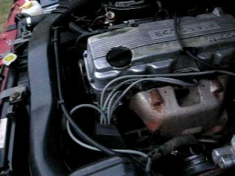 1996 Honda Accord Distributor Wiring Diagram 1990 Nissan Truck Issue Wont Start Just Clicks Youtube