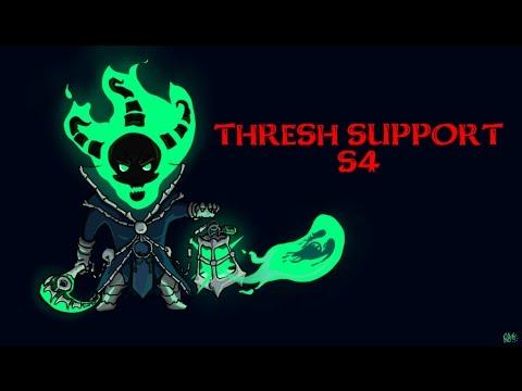 EPISODIO 7 // Thresh - SUPPORT - 2014 PRETEMPORADA S5 // 'El carcelero de nada, si lo controlo yo'