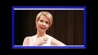 News Channel    『セックス・アンド・ザ・シティ』ミランダ役のシンシア・ニクソンがニューヨーク州知事選挑戦へ