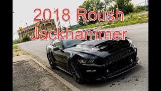 2018 Roush Mustang Jackhammer Fastback & Convertible - Build and Price Vehicle Configurator