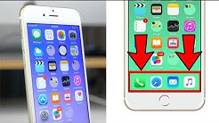 Secret iPhone Wallpaper Trick!