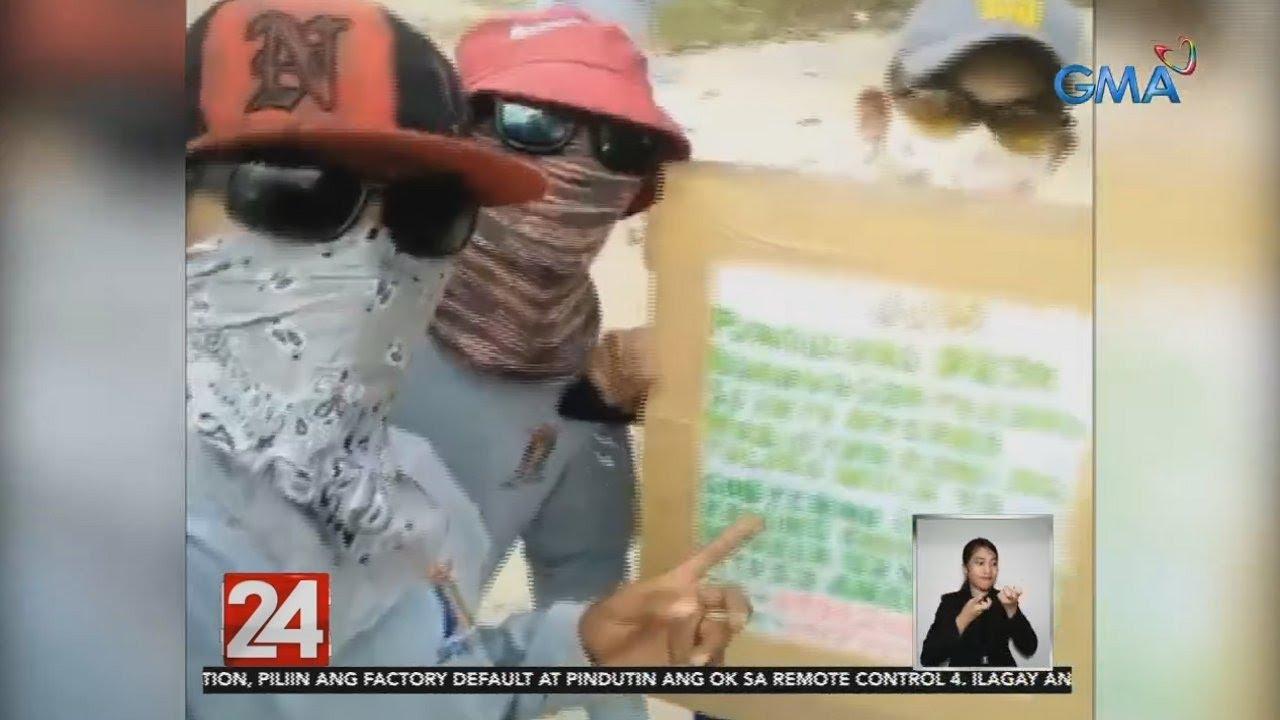 24 Oras: Halos 20 construction worker na stranded sa QC, problemado sa kanilang pagkain