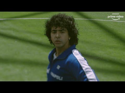 Este es el primer teaser de Maradona: Sueño Bendito
