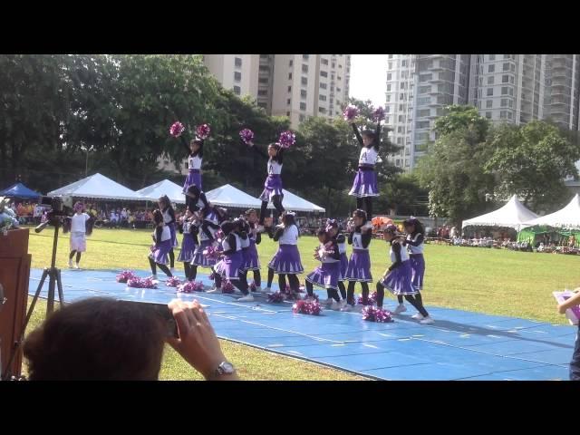 Anggerik Cheerleading 2015