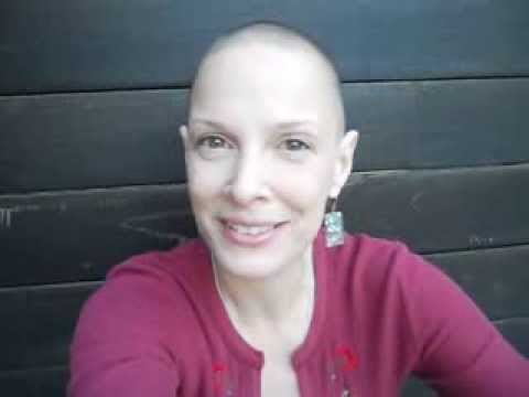 SHARON BLYNN  BALD IS BEAUTIFUL BLOG — BE GENTLE, BE HAPPY