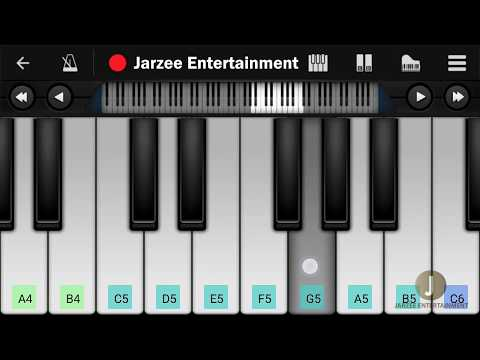 DJ Snake - Let Me Love You Piano ft. Justin Bieber | Slow and Easy Mobile Piano Tutorial