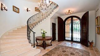 Лестница в средиземноморском стиле(Видео-блог о дизайне, архитектуре и стиле. Идеи для тех кто обустраивает свой дом, квартиру, дачу, садовый..., 2015-03-11T22:39:42.000Z)