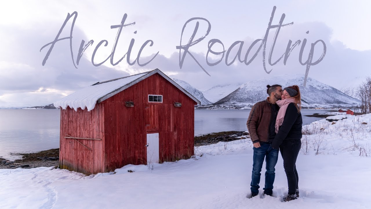 Going on an Arctic Roadtrip to Kvaløya and Sommarøy from Tromsø | Exploring Norway in Winter