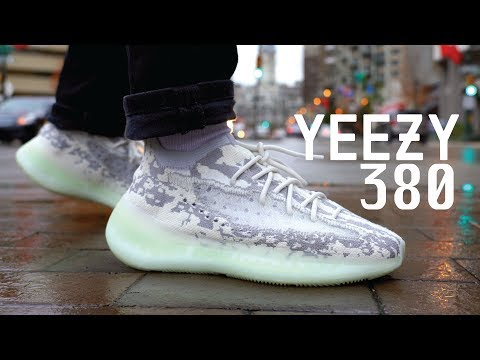 Adidas YEEZY Boost 380 Alien REVIEW & ON FEET