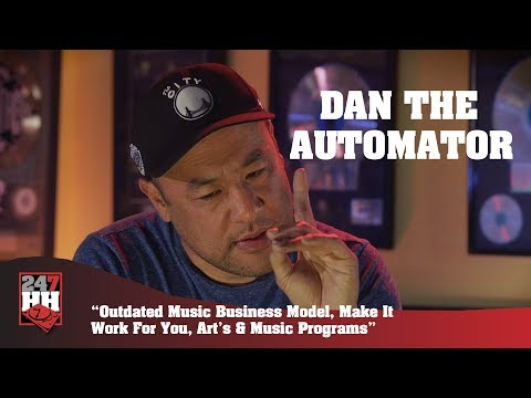 Dan The Automator - Outdated Music Business Model & How to Make It Work For You (247HH Exclusive)