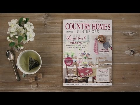 Country Homes & Interiors: May issue