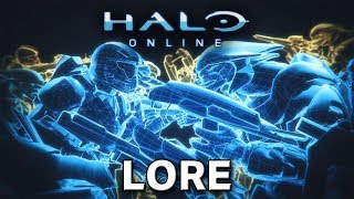 The Lore of Halo Online