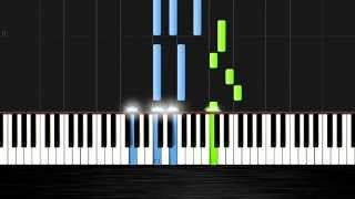 "Jason Derulo ""Trumpets"" - Piano Cover/Tutorial by PlutaX - Synthesia"