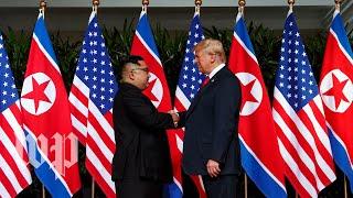 From 'Rocketman' to 'Chairman Kim': Trump's softened tone toward North Korea
