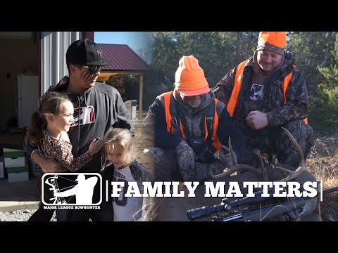Family Matters - Deer Hunting With Family | Major League Bowhunter