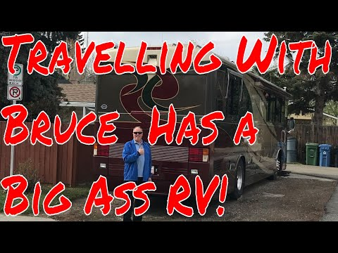 Bruce is Live with a Major Travelling with Bruce Announcement Big Changes!
