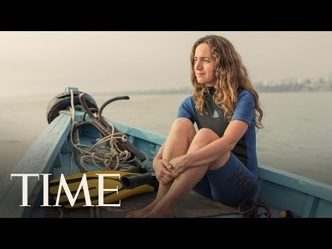 Kerstin Forsberg On Changing The Way Marine Conservation Works | Next Generation Leaders | TIME