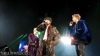 FANCAM 170324 Cypher Pt 4 BTS The Wings Tour