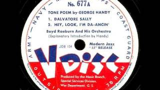V-Disc 677  George Handy, Boyd Raeburn