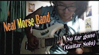 Neal Morse Band - So far gone (Guitar Solo)